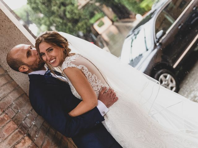 Il matrimonio di Giuseppe e Paola a Roma, Roma 30