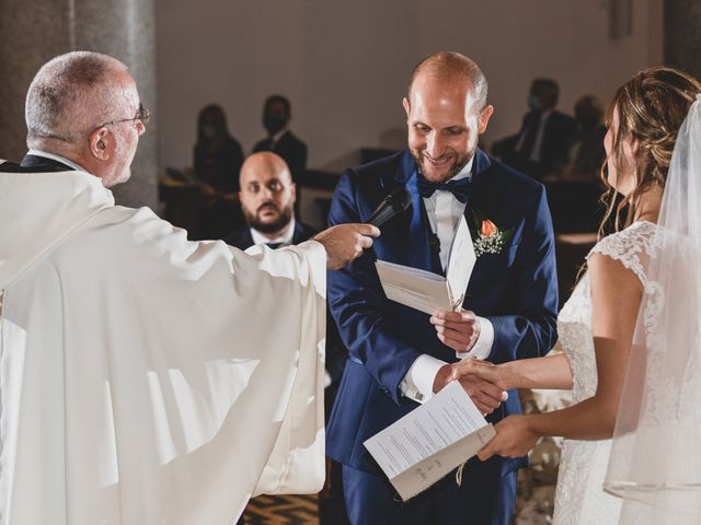Il matrimonio di Giuseppe e Paola a Roma, Roma 56