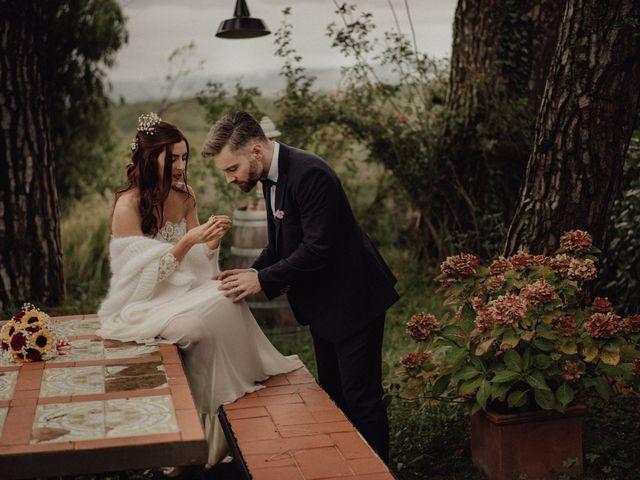 Le nozze di Eleonora e Daniele