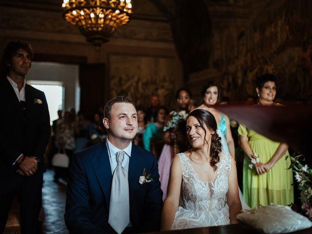 Il matrimonio di Luca e Federica a Lucignano, Arezzo 6