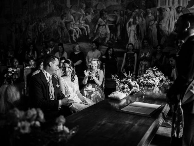Il matrimonio di Luca e Federica a Lucignano, Arezzo 8