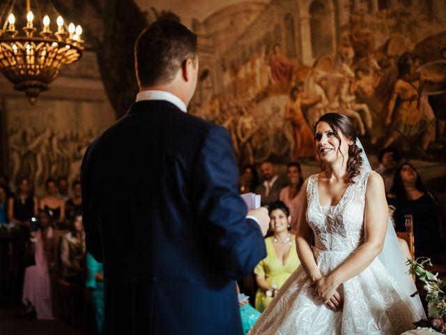 Il matrimonio di Luca e Federica a Lucignano, Arezzo 9
