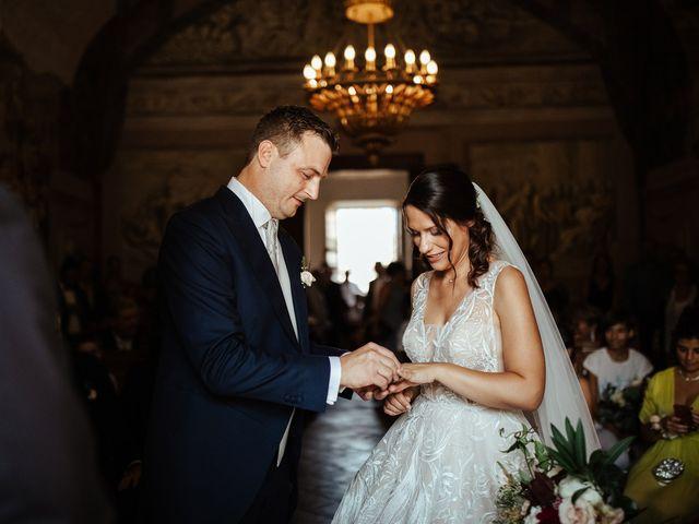 Il matrimonio di Luca e Federica a Lucignano, Arezzo 12