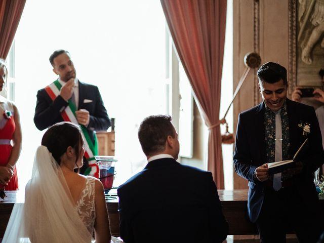 Il matrimonio di Luca e Federica a Lucignano, Arezzo 14