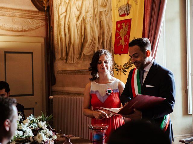 Il matrimonio di Luca e Federica a Lucignano, Arezzo 18
