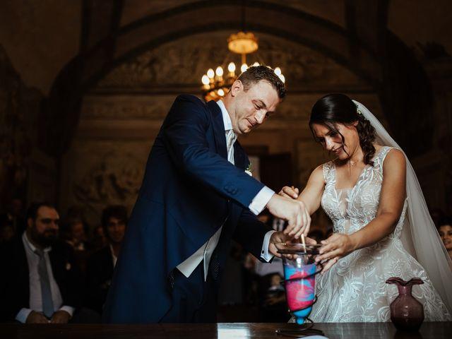 Il matrimonio di Luca e Federica a Lucignano, Arezzo 20