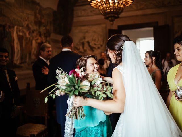Il matrimonio di Luca e Federica a Lucignano, Arezzo 21