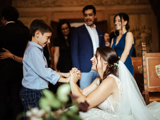 Il matrimonio di Luca e Federica a Lucignano, Arezzo 22