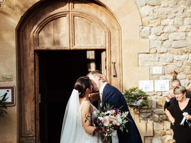 Il matrimonio di Luca e Federica a Lucignano, Arezzo 25