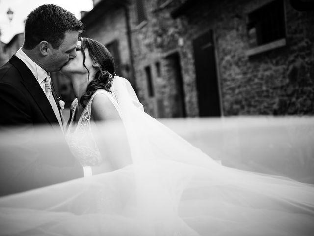 Il matrimonio di Luca e Federica a Lucignano, Arezzo 28
