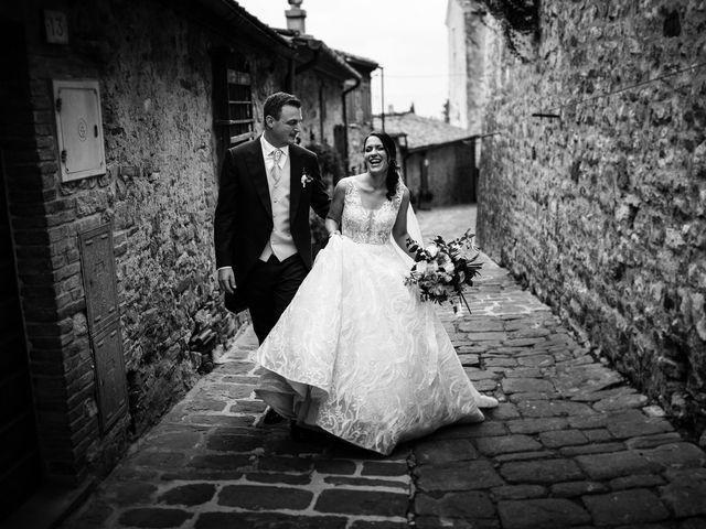 Il matrimonio di Luca e Federica a Lucignano, Arezzo 30