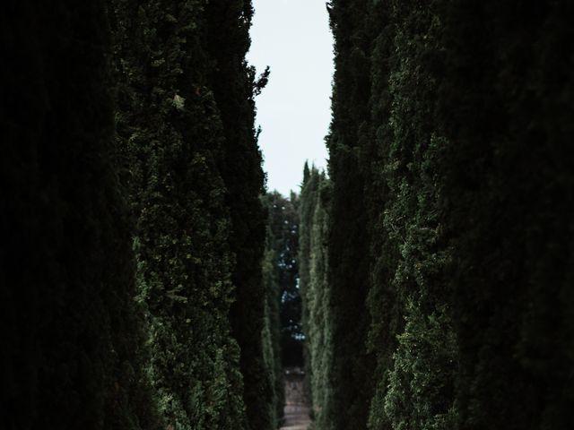Il matrimonio di Luca e Federica a Lucignano, Arezzo 31