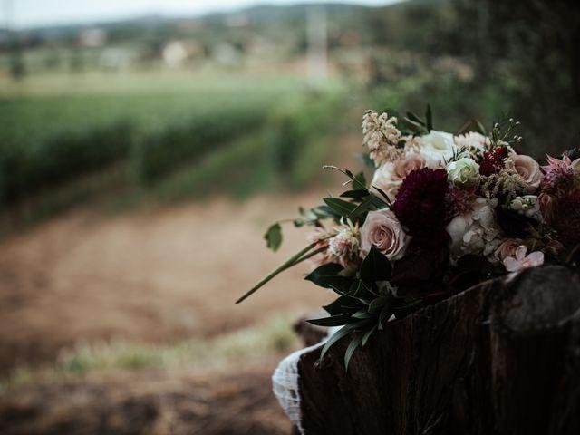 Il matrimonio di Luca e Federica a Lucignano, Arezzo 35