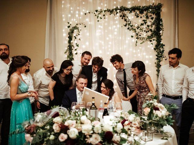 Il matrimonio di Luca e Federica a Lucignano, Arezzo 40