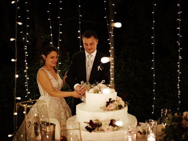 Il matrimonio di Luca e Federica a Lucignano, Arezzo 42