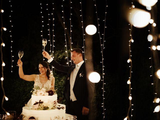 Il matrimonio di Luca e Federica a Lucignano, Arezzo 43