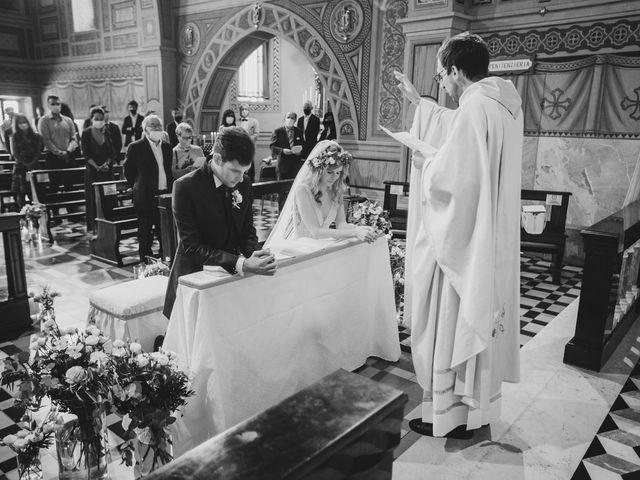 Il matrimonio di Fabio e Elena a Bergamo, Bergamo 19