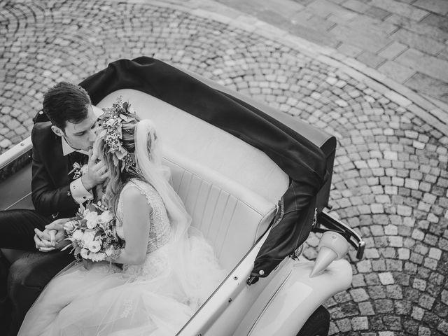 Il matrimonio di Fabio e Elena a Bergamo, Bergamo 25