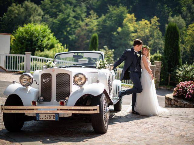 Il matrimonio di Fabio e Elena a Bergamo, Bergamo 26