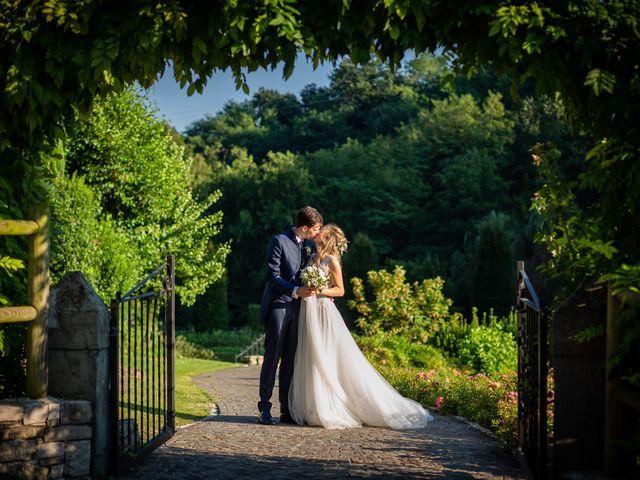 Il matrimonio di Fabio e Elena a Bergamo, Bergamo 40