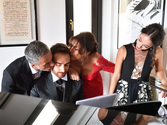 Il matrimonio di Gina e Gabriele a Roma, Roma 8