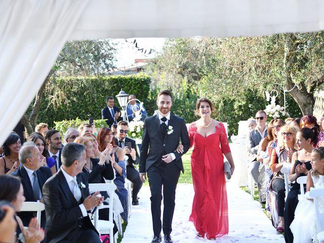 Il matrimonio di Gina e Gabriele a Roma, Roma 13