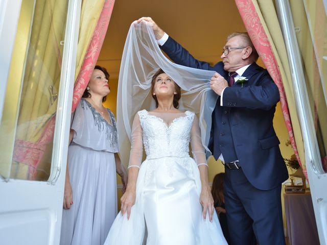 Il matrimonio di Gina e Gabriele a Roma, Roma 14