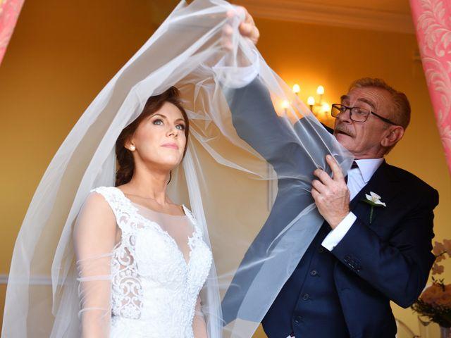Il matrimonio di Gina e Gabriele a Roma, Roma 15