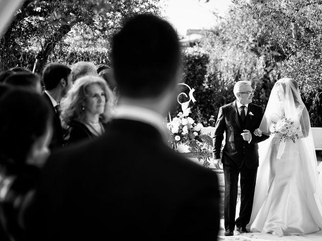 Il matrimonio di Gina e Gabriele a Roma, Roma 17