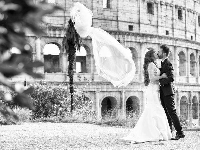 Il matrimonio di Gina e Gabriele a Roma, Roma 22