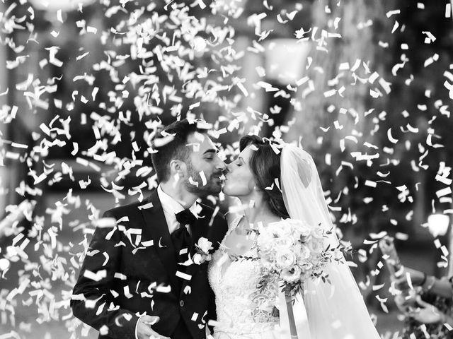 Le nozze di Gabriele e Gina