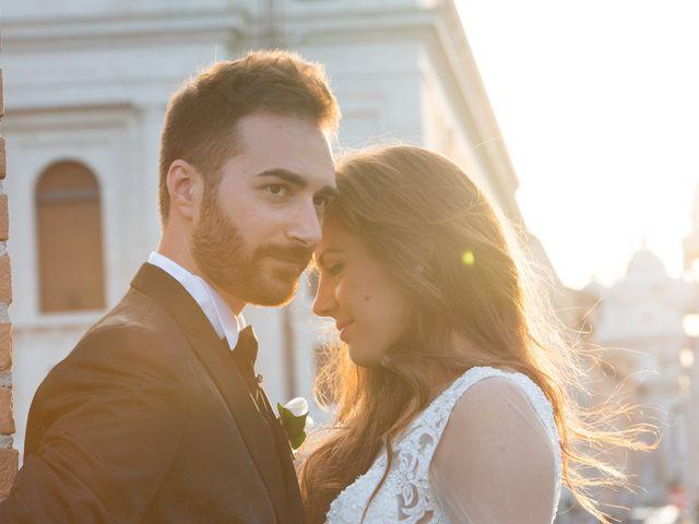 Il matrimonio di Gina e Gabriele a Roma, Roma 23