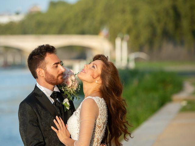 Il matrimonio di Gina e Gabriele a Roma, Roma 24