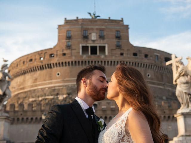Il matrimonio di Gina e Gabriele a Roma, Roma 27