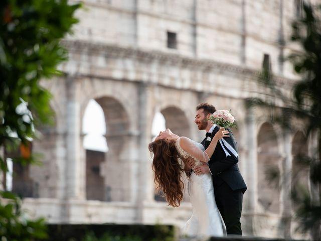 Il matrimonio di Gina e Gabriele a Roma, Roma 28