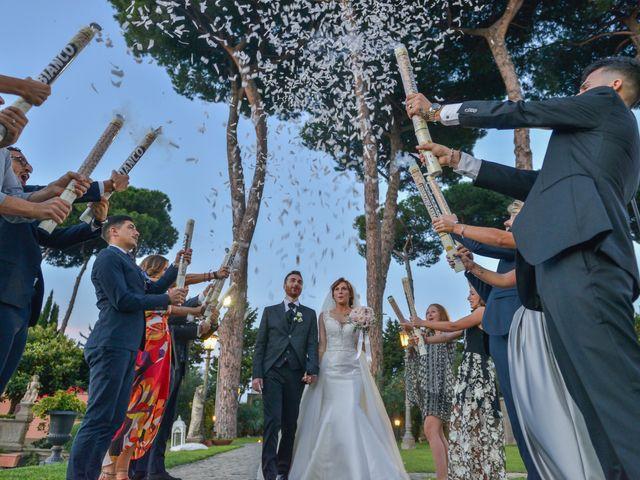 Il matrimonio di Gina e Gabriele a Roma, Roma 31