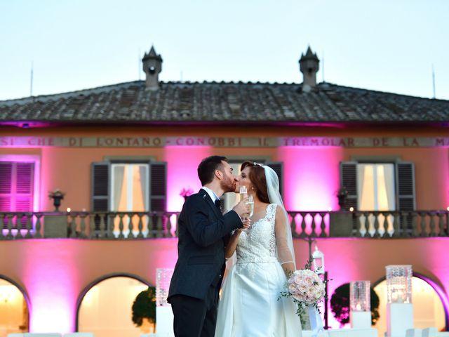 Il matrimonio di Gina e Gabriele a Roma, Roma 32