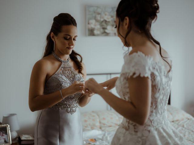 Il matrimonio di Mattia e Dorothy a Castrezzato, Brescia 15