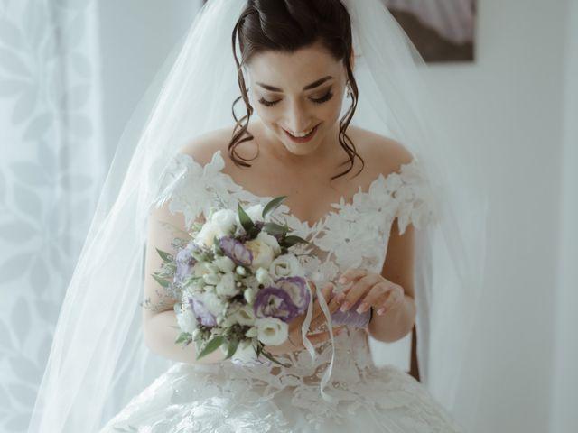 Il matrimonio di Mattia e Dorothy a Castrezzato, Brescia 22