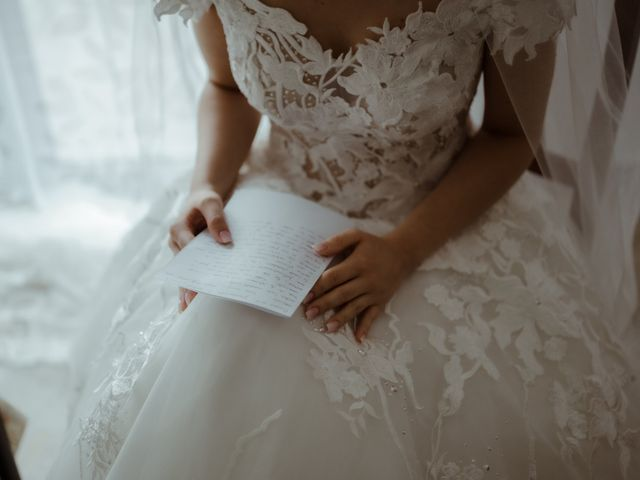 Il matrimonio di Mattia e Dorothy a Castrezzato, Brescia 23