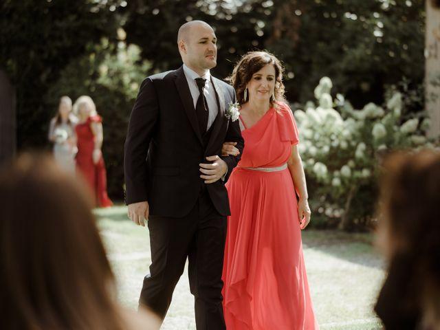 Il matrimonio di Mattia e Dorothy a Castrezzato, Brescia 28