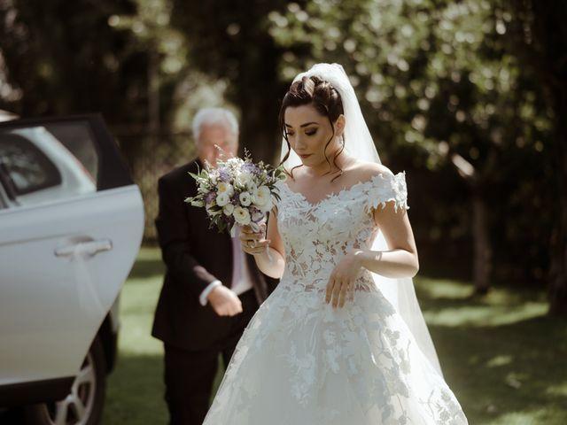 Il matrimonio di Mattia e Dorothy a Castrezzato, Brescia 30