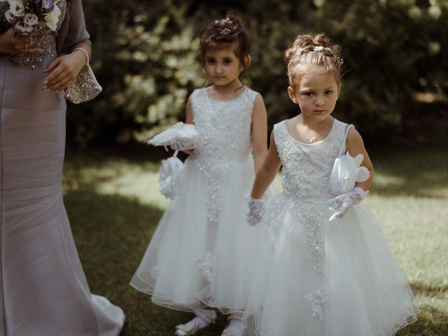 Il matrimonio di Mattia e Dorothy a Castrezzato, Brescia 31