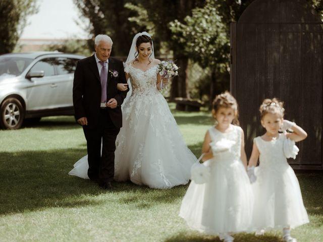 Il matrimonio di Mattia e Dorothy a Castrezzato, Brescia 32