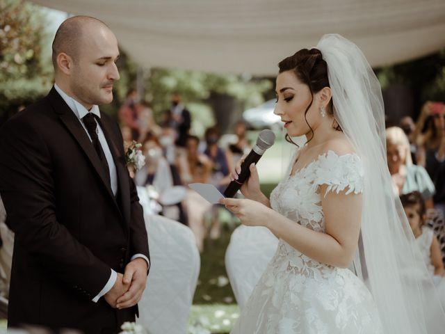 Il matrimonio di Mattia e Dorothy a Castrezzato, Brescia 38