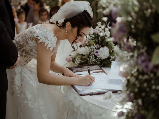 Il matrimonio di Mattia e Dorothy a Castrezzato, Brescia 40