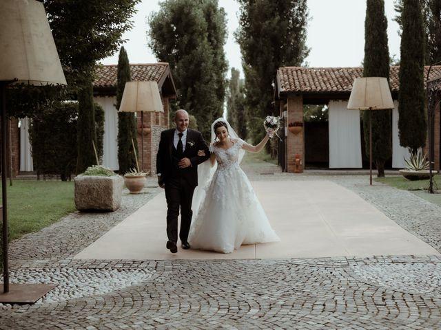 Il matrimonio di Mattia e Dorothy a Castrezzato, Brescia 41