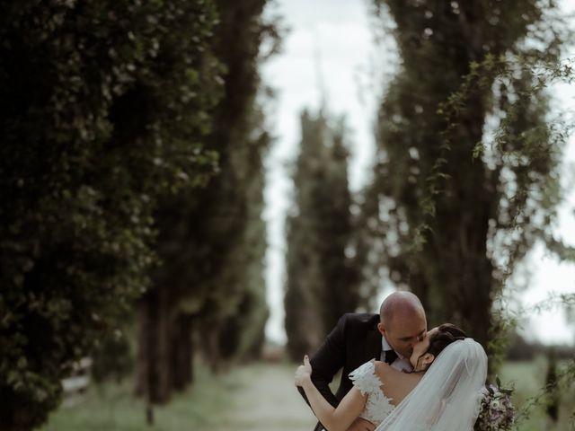 Il matrimonio di Mattia e Dorothy a Castrezzato, Brescia 42