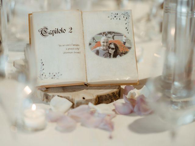 Il matrimonio di Mattia e Dorothy a Castrezzato, Brescia 49