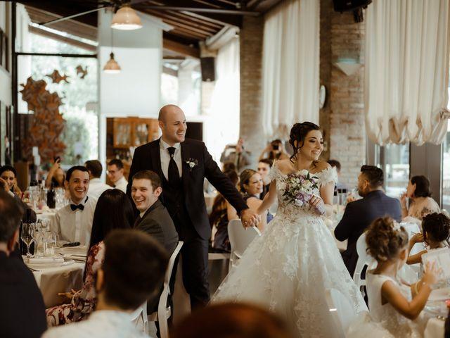 Il matrimonio di Mattia e Dorothy a Castrezzato, Brescia 51